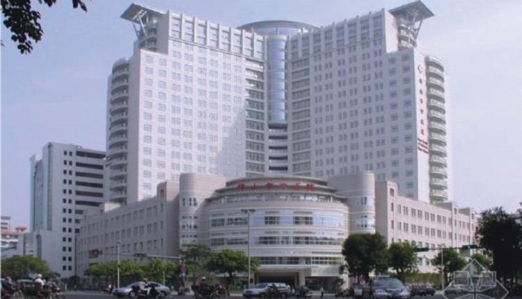 佛山市中医院综合大楼