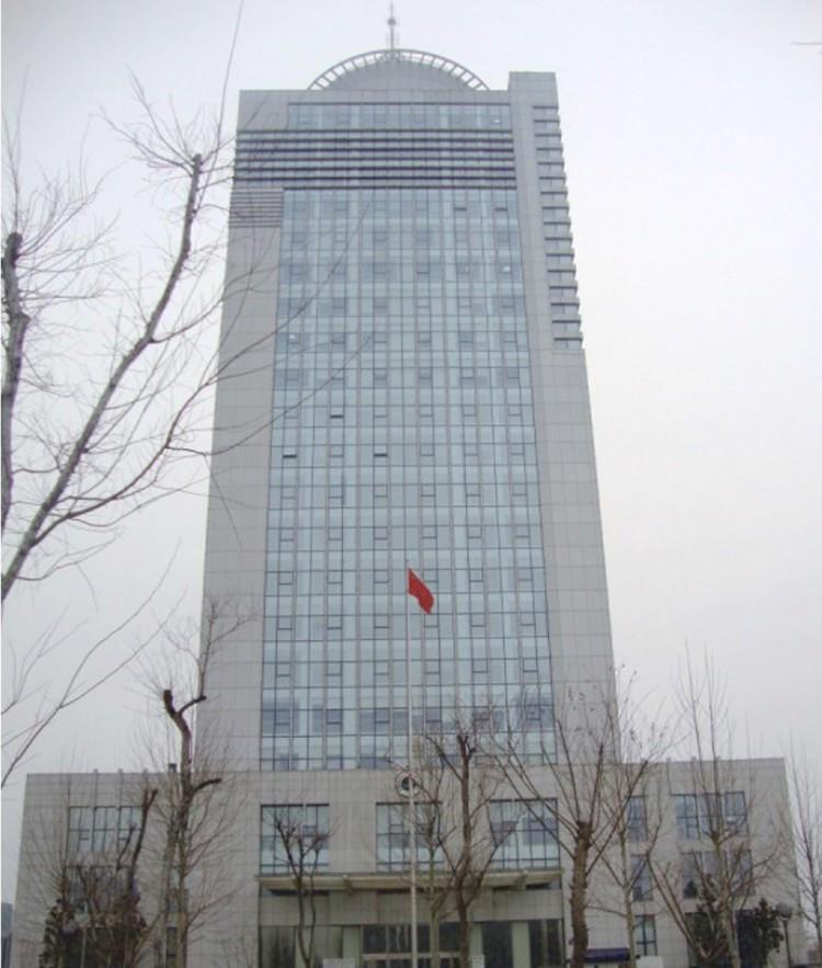 临沂环保局办公楼