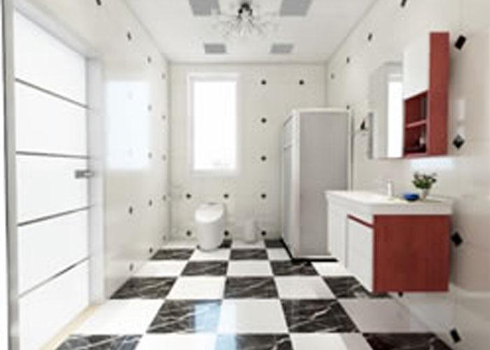 卫生间空间小,淋浴房、马桶、洗手盆如何设计分布?